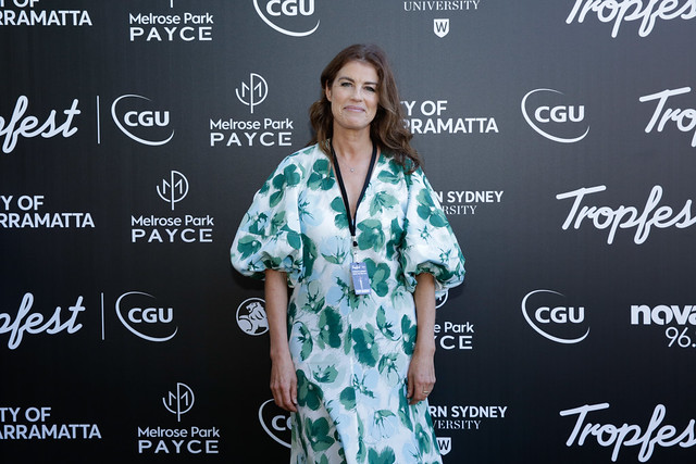 Copy of Tropfest 2019 Black Carpet_Michele Bennett-6