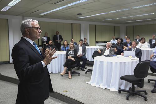 Aula Inaugural 2ª Turma do Programa de Desenvolvimento dos Executivos Sindicais