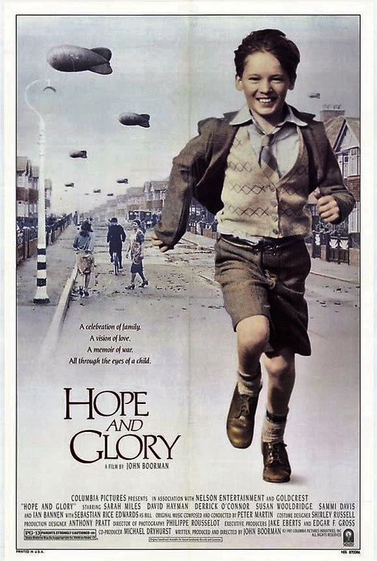Hope and Glory - Poster 3