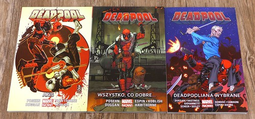 Deadpool 8-10