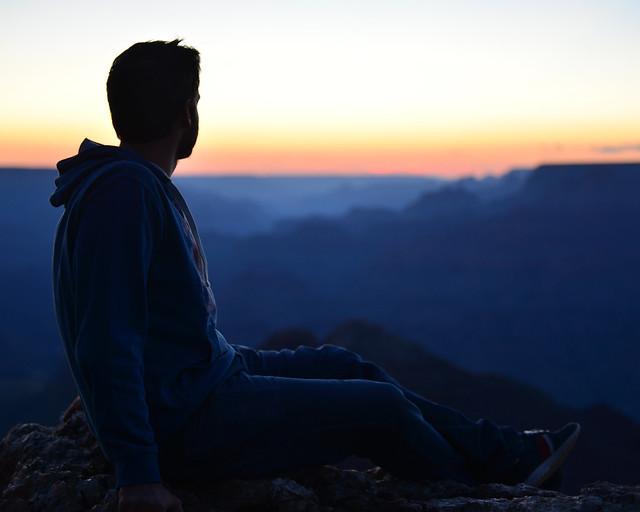 El mejor sitio para contemplar la puesta de sol en el Gran Cañón