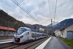 Ax-les-Thermes - Regiolis - 01/04/19