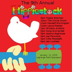 hippiestock 2019
