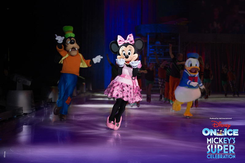 disney on ice 90 celebration singapore
