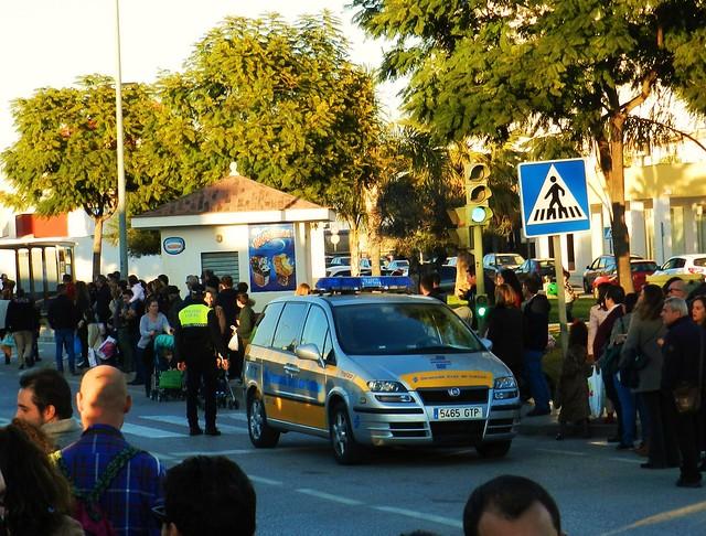 POLIC A LOCAL AYUNTAMIENTO, Nikon COOLPIX P500