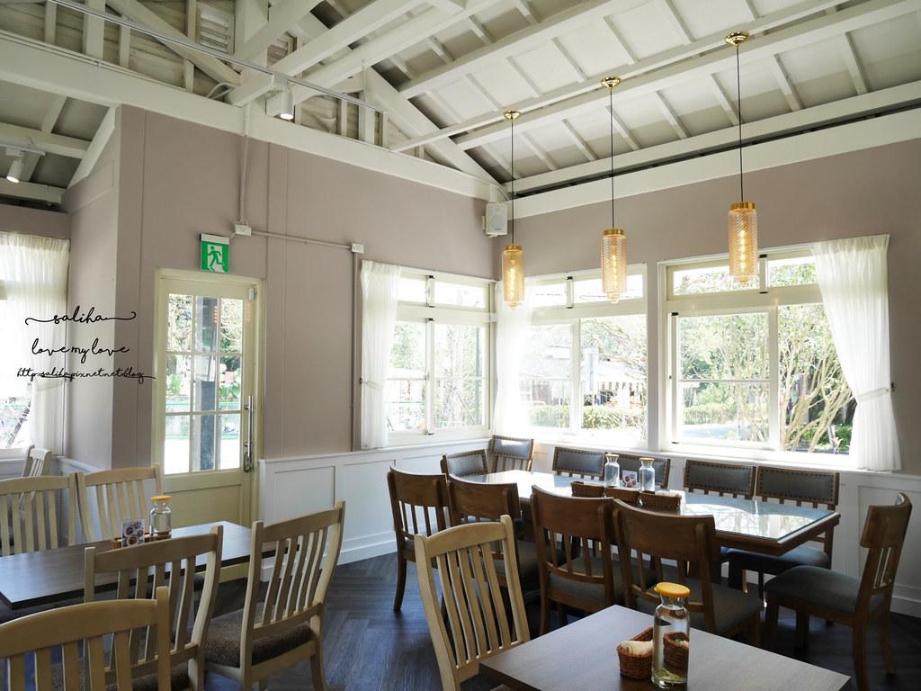 台北士林區想陽明山美軍宿舍餐廳文化大學附近咖啡下午茶排餐好吃義大利麵 (3)