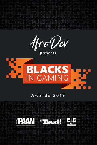 GDC 2019: AfroDev Blacks in Gaming Awards