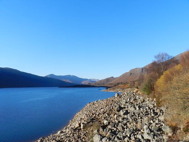 Loch Cluanie, Highlands of, Nikon COOLPIX P500