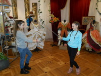 Посещение краеведческого музея