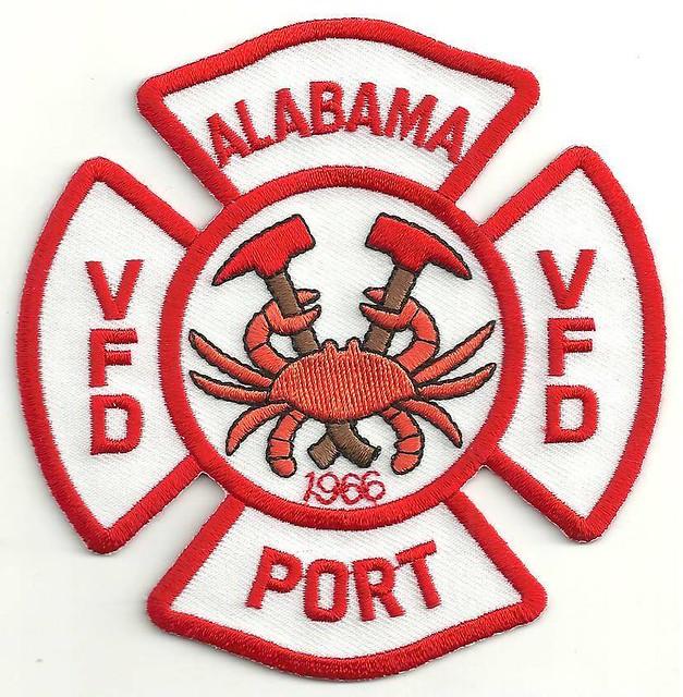 ALABAMA PORT FIRE DEPARTMENT- CODEN, AL(MOBILE COUNTY)