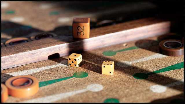 2019/042: The Backgammon Board