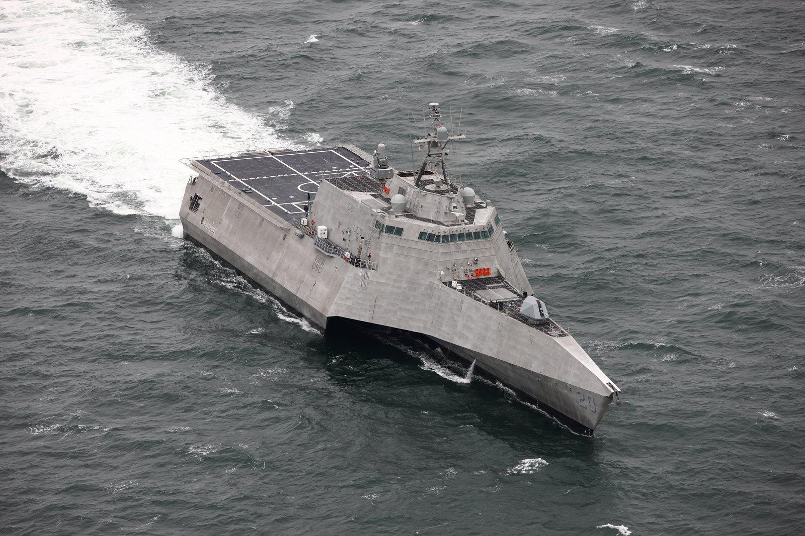 USS Cincinnati (LCS 20)