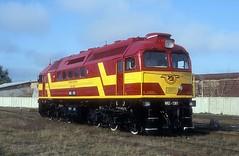 - Polen  Unternehmen  Dieselloks  M62-0161  bis