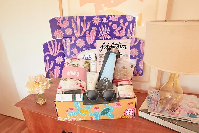 FabFitFun Spring Box Giveaway