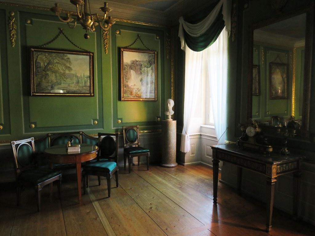 Sala Verde del Wittumspalais