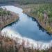 Paežerojus lake | Aerial by A. Aleksandravičius