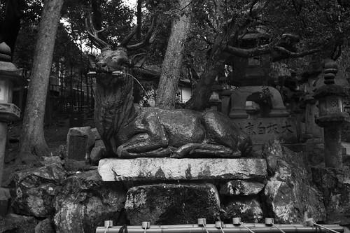 Kasuga Shrine Fuseshika Hand water house