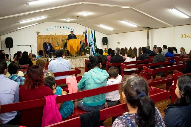Nueva Iglesia Sector 12