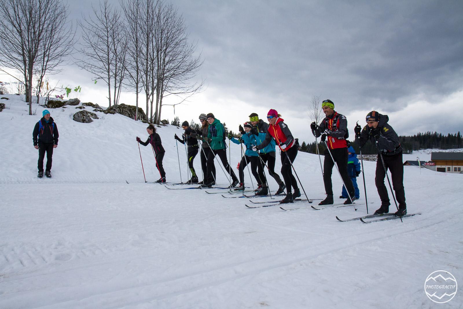 DSN Entrainement Ski Raquettes (4)