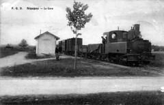 Sigogne - Photo of Gondeville