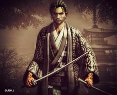 Japanese Warrior ♥♥