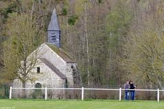 La chapelle médiévale Notre Dame des Marais,