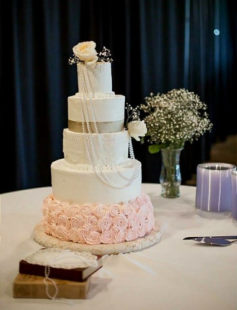 Cake by Lace and Layers Confectionery