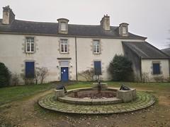 Le village de Languidic (Bretagne, Morbihan, France)
