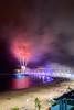 ENTIERRO DE LA SARDINA.Fuegos artificiales