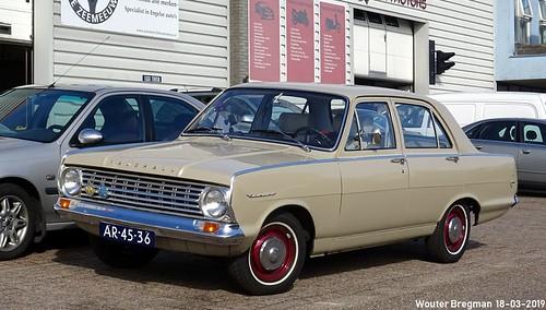 Vauxhall Victor FC 101 Super 1965