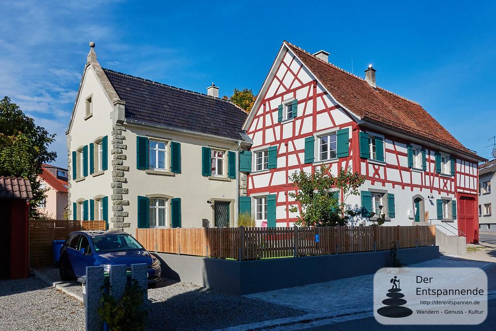 Ferienhaus Schlößleweg (links)