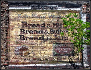 Bread and...