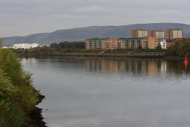 The Clyde at Renfrew Ferry