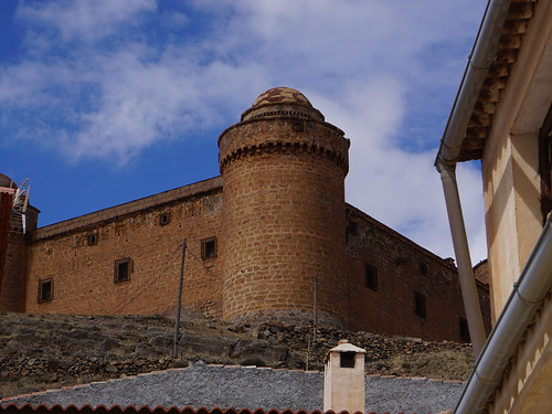 Baluarte en Castillo de La Calahorra