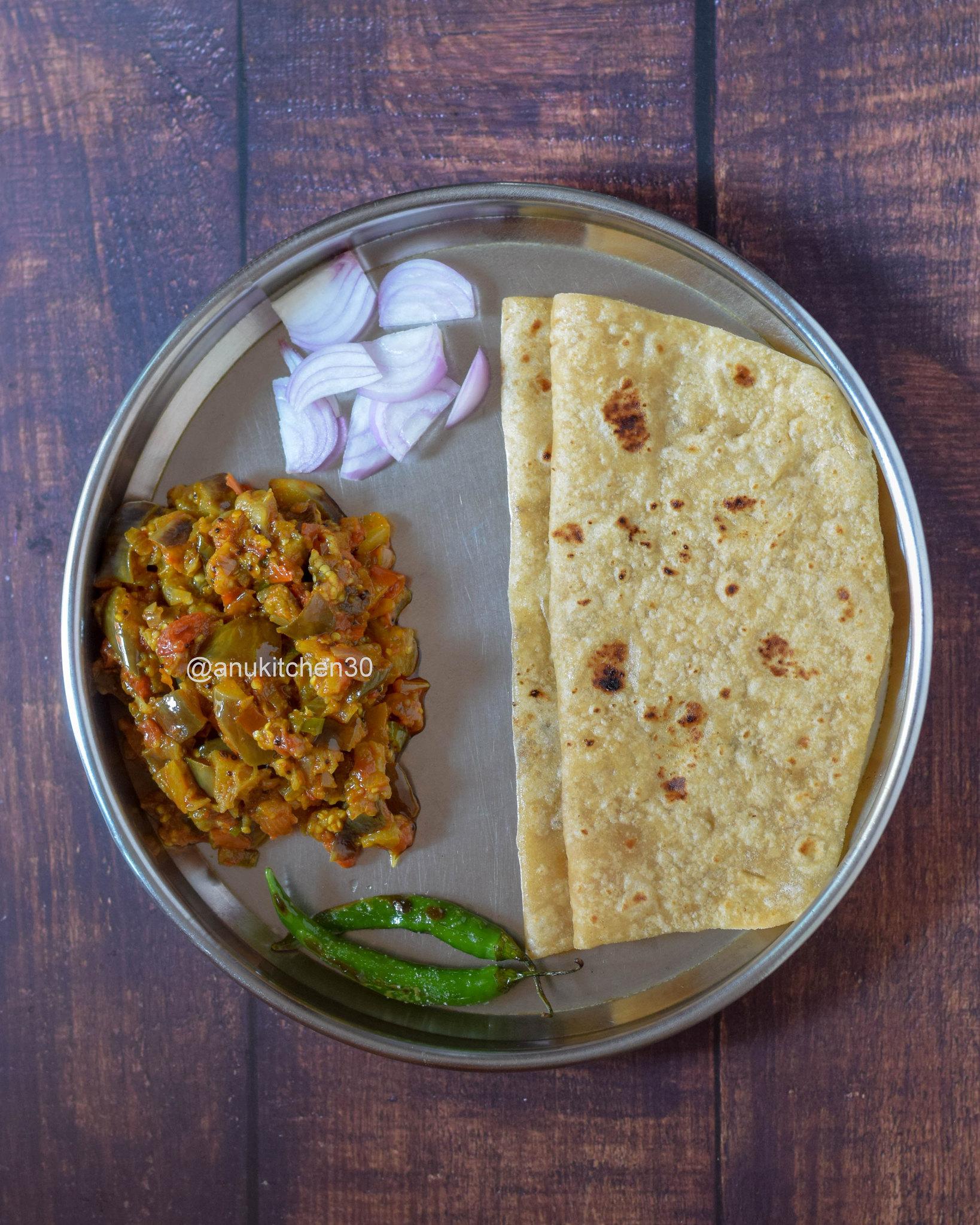 ಗುಂಡು ಬದನೆ ಗೊಜ್ಜು | Badnekayi Gojju