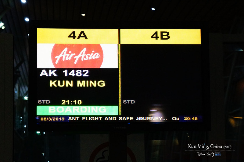 2019 China AirAsia Kun Ming