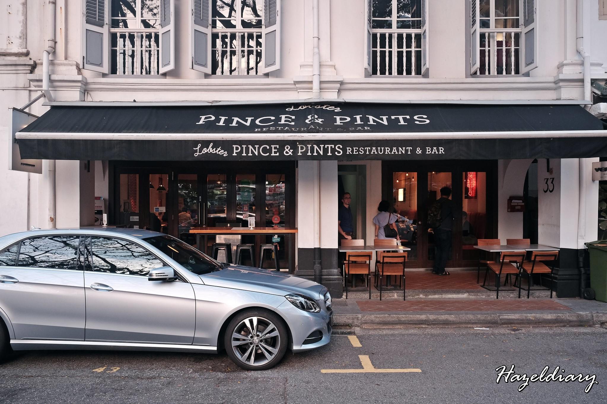 Pince & Pints Duxton Road