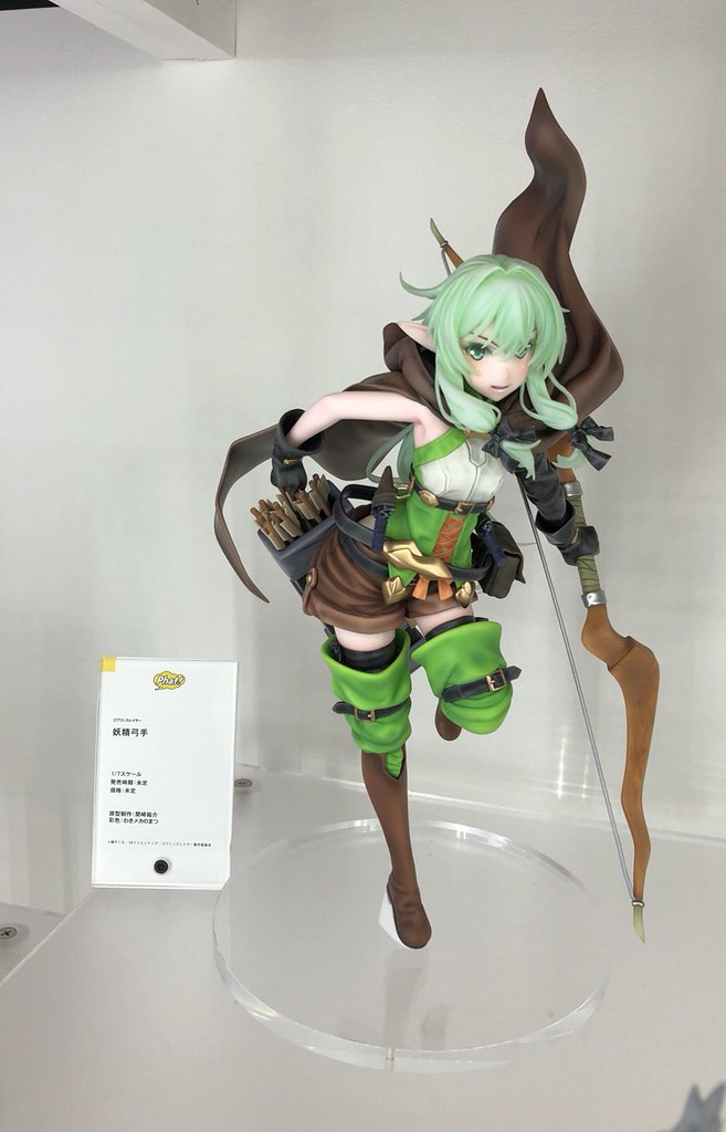 【WF2019冬】WONDERFUL HOBBY LIFE FOR YOU!!29(GoodSmile Company、Maxfactory...企業聯合攤位)新作情報:下(比例模型篇)
