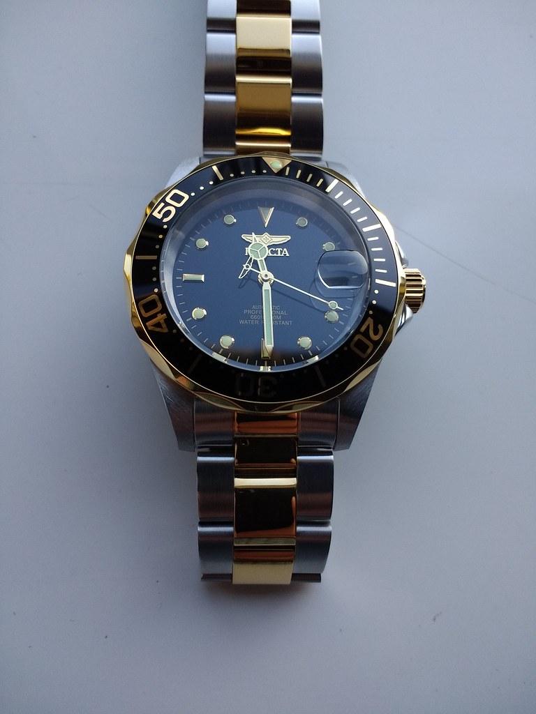 Invicta 8927 Pro Diver (NH35A) (3)