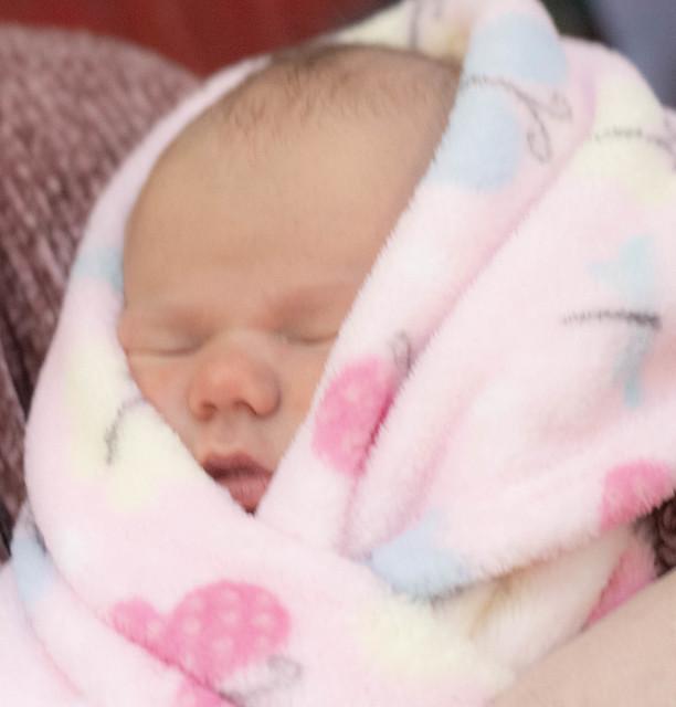 Little Saoirse