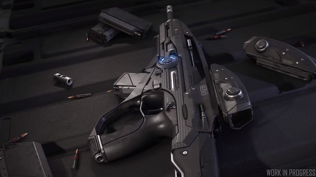 Star Citizen - Scoped Rifle