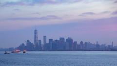 Back to NY