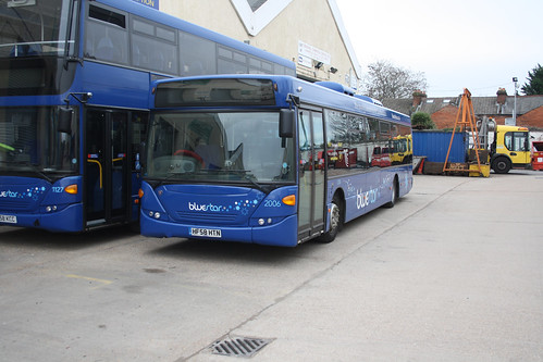 Go South Coast 2006 HF58HTN