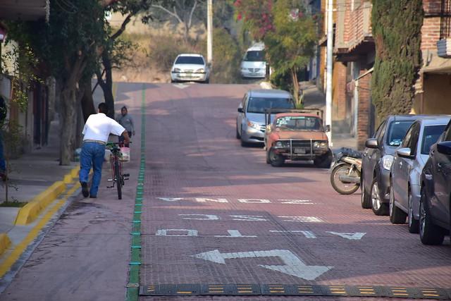 Rehabilitación Calle Lerdo de Tejada