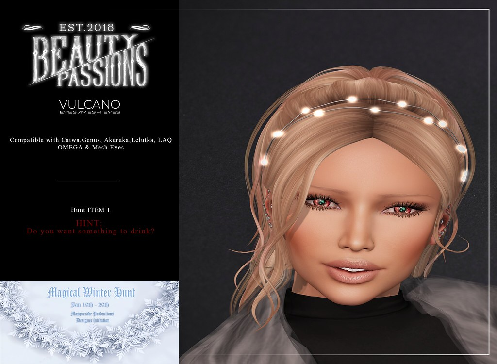 ~Beauty Passions~ Vulcano @ Magical Winter Hunt