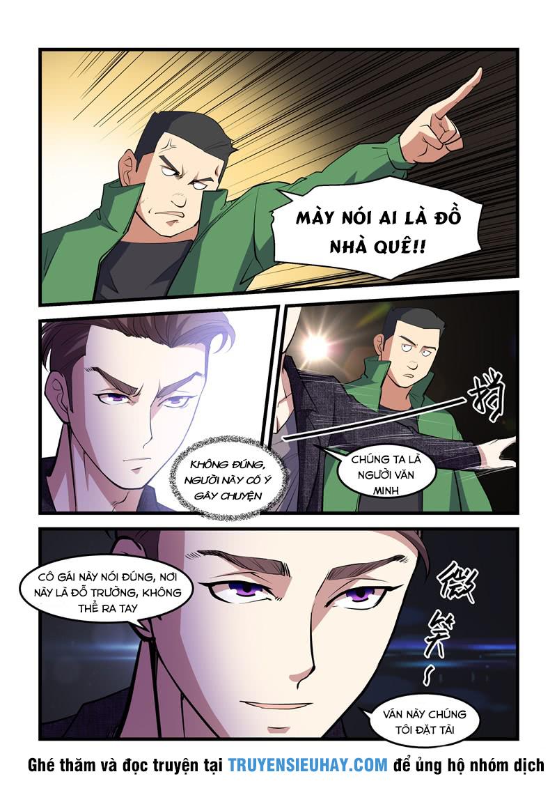 Siêu Cấp Hoàng Kim Nhãn