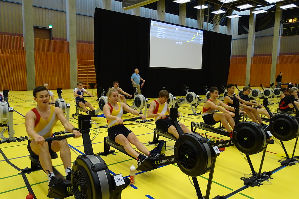 Swiss Rowing Indoors, 26.01.2019