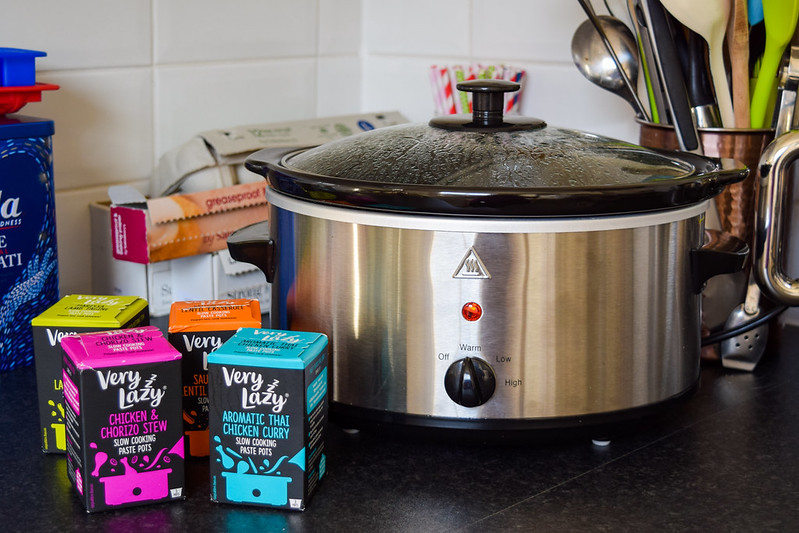 Very Lazy Slow Cooker Paste Pots Review