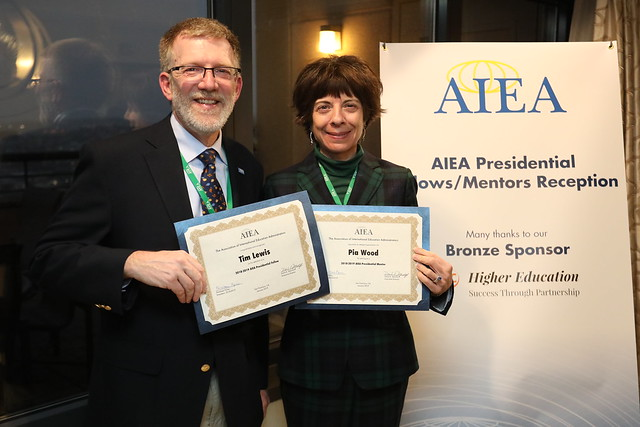 AIEA 2019 Conference: Sunday