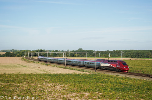 Thalys 4343 Neerwinden